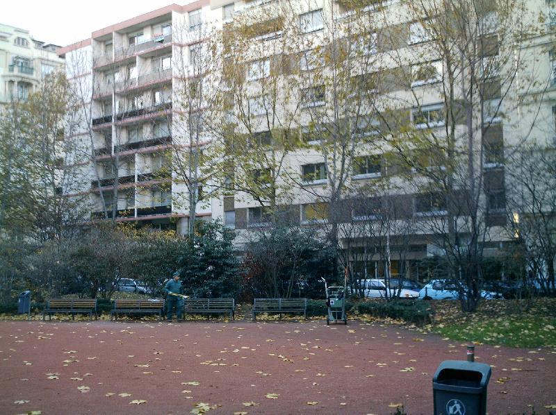 Lyon extérieur Le Capitole