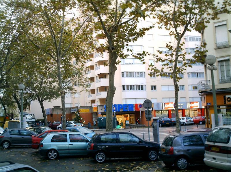 Lyon extérieur Quatre Saisons